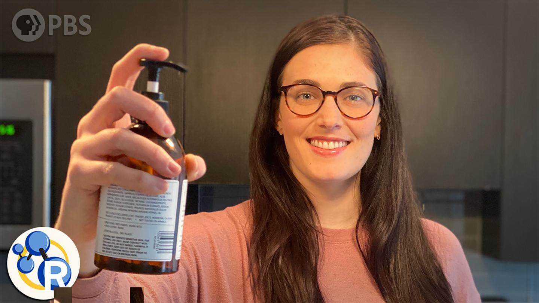 Can soap really 'kill' the coronavirus? (video)