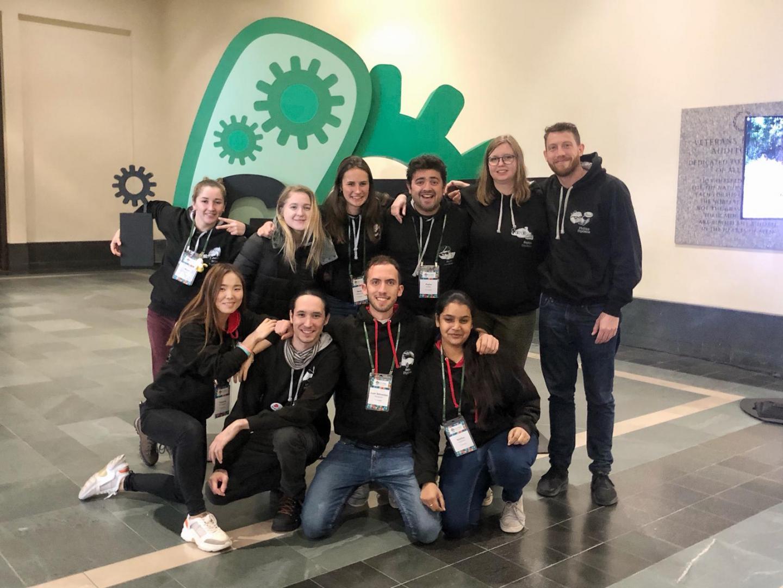 TU Dresden Team