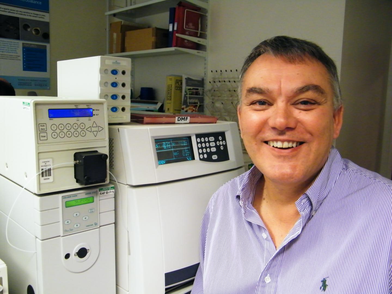 David Haddleton, University of Warwick