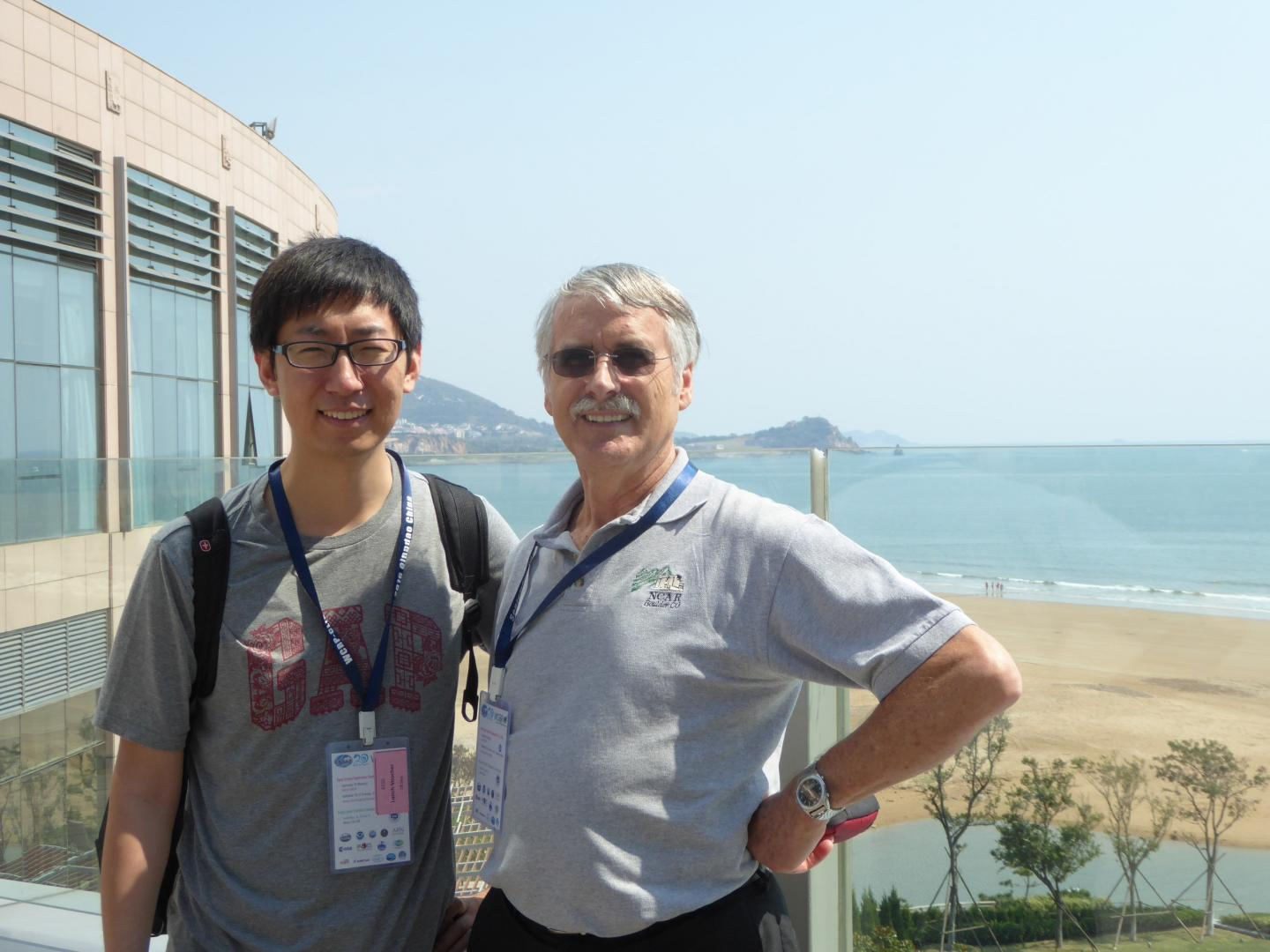 Lijing Cheng and Kevin Trenberth, Chinese Academy of Sciences