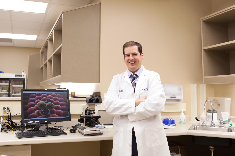 Dr. Steven Powell, Sanford Health/Sanford Research