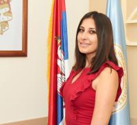 Marija Milic, University of Pristina