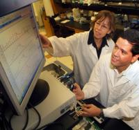 Dr. Rita C. Tostes and Victor Lima (2 of 2)