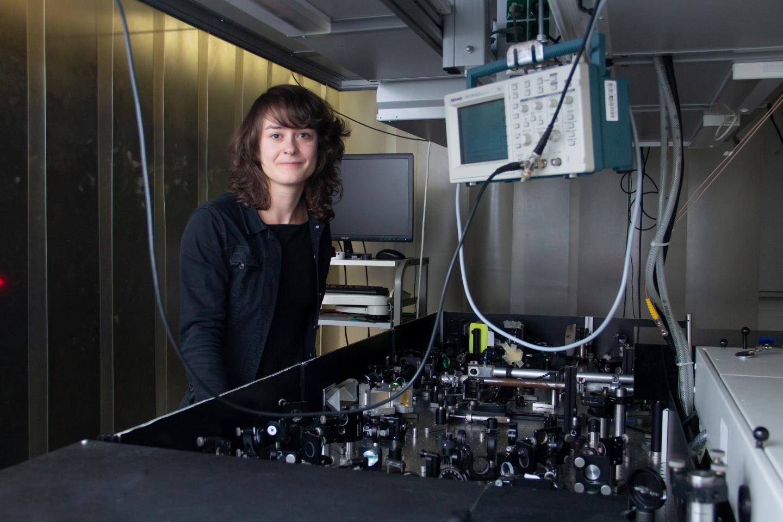Claudia Gollner, Vienna University of Technology (2 of 2)