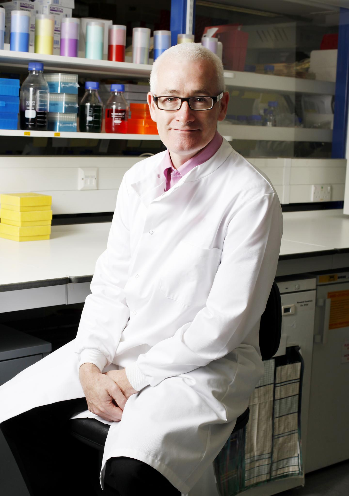 Professor Kevin Harrington,  Institute of Cancer Research