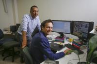 Sharma and Wasko at Labs