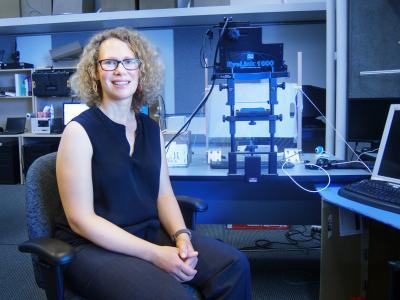 Miriam Spering, University of British Columbia