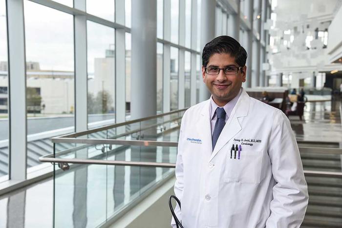 Parag Joshi, M.D., preventive cardiologist