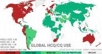 Global HCQ/CQ use. Credit c19study.com.
