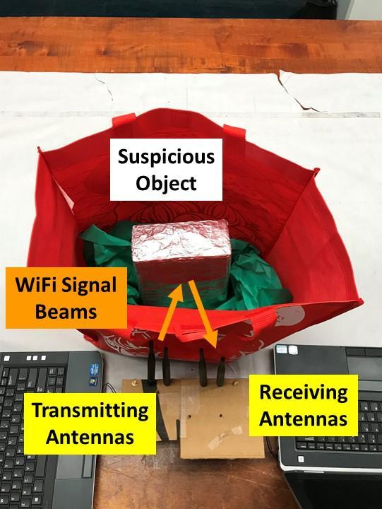 WiFi Security Screening