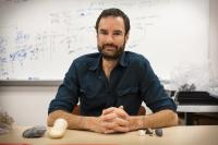 Anthropologist Justin Pargeter, Emory University