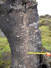 Icelandic Basalt Pillars: Made by Mythic Trolls?