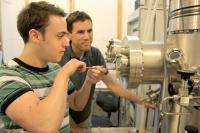 Brian LeRoy and Matthew Yankowitz, University of Arizona