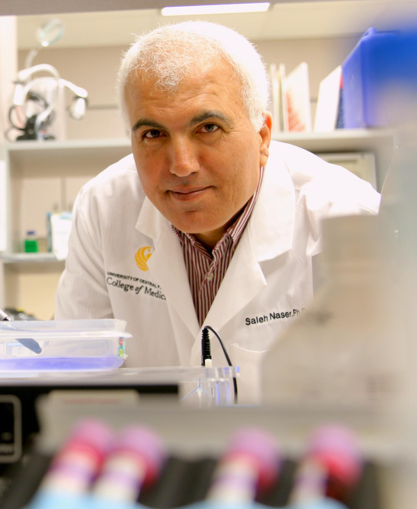 Dr. Naser, University of Central Florida