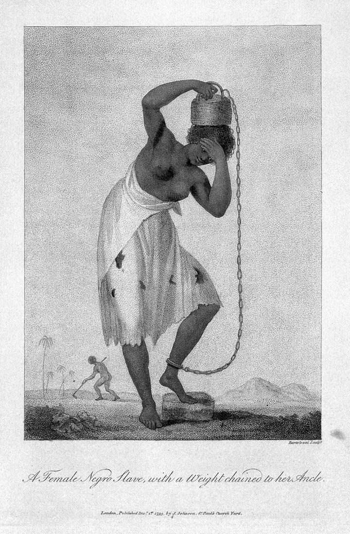 Ex-slave Mary Prince used religion to convince the British public that black people were human beings