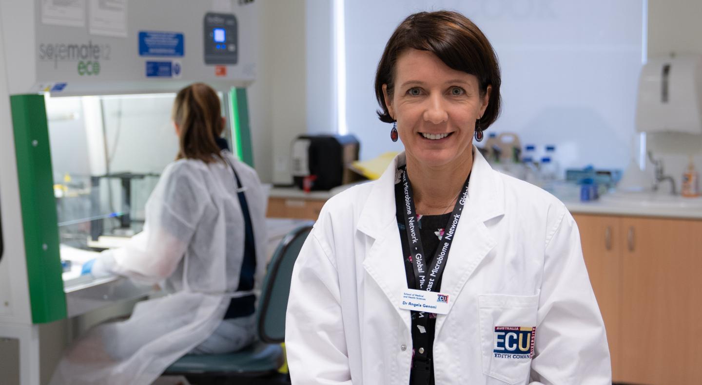 Dr. Angela Genoni, Edith Cowan University