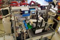 In a geothermal power plant in the Upper Rhine Graben, key components have already been successfully tested in a pilot plant.