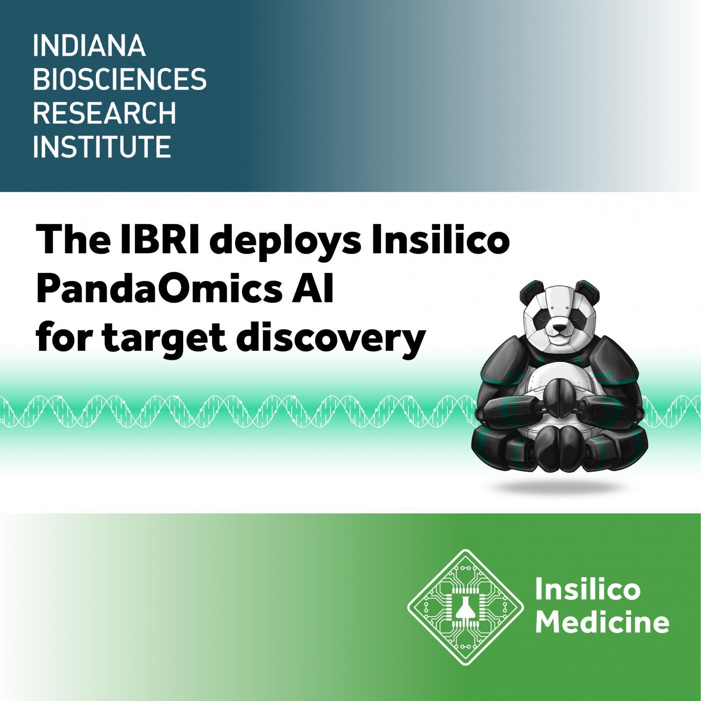 The Indiana Biosciences Research Institute Deploys Insilico PandaOmics