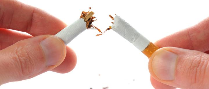 Stopping Smoking with Wearable Technology