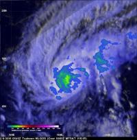 TRMM Image of Higos
