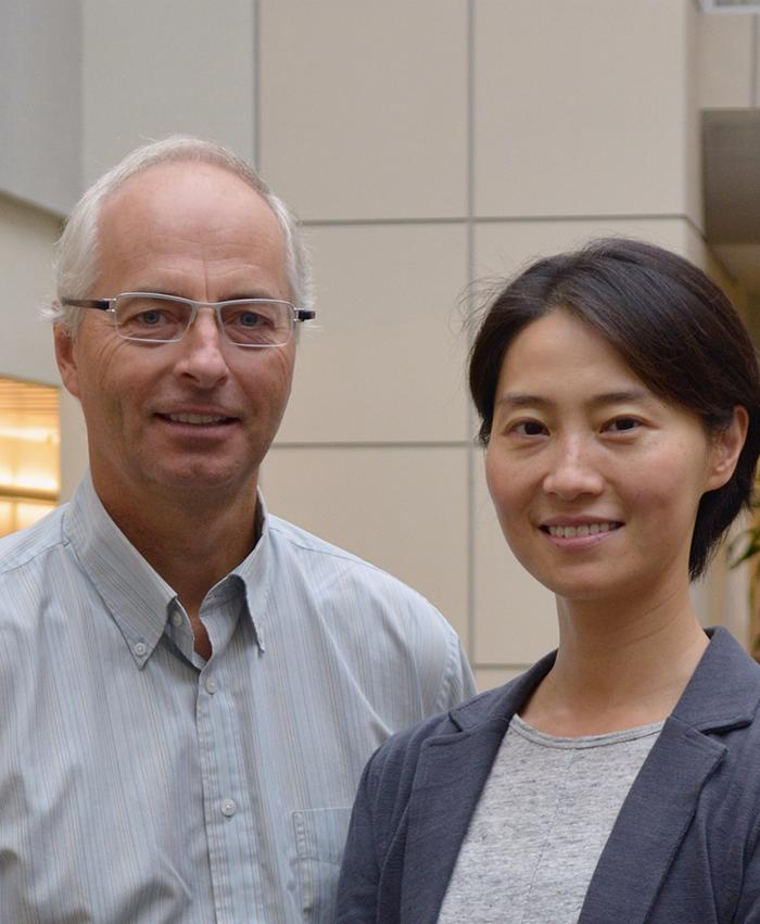 Xiang-Lei Yang and Samuel Pfaff