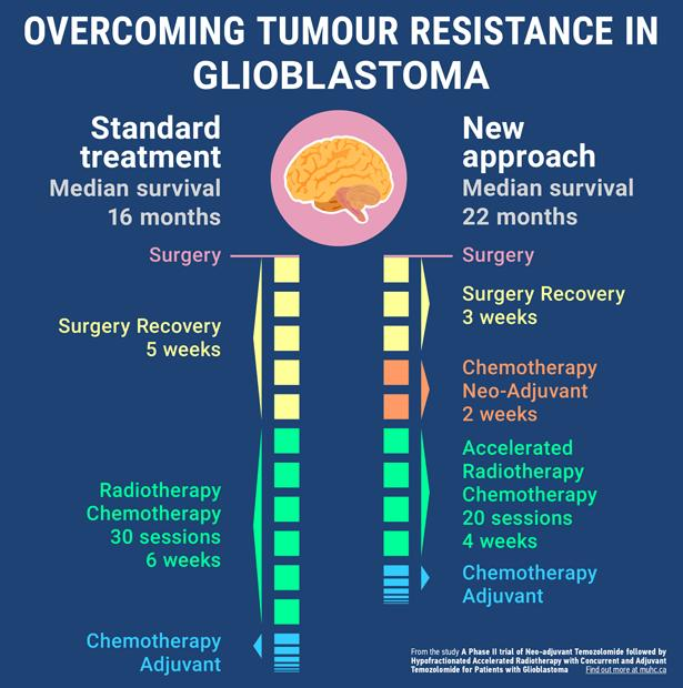 Overcoming Tumor Resistance in Glioblastoma
