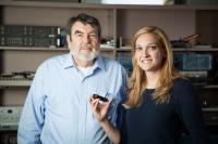 Larry Pinsky and Christina Stegemoeller, University of Houston