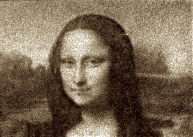 Minute Mona Lisa