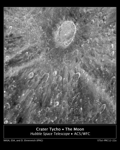 The Moon's Crater Tycho