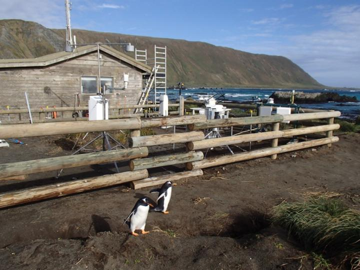 Macquarie Island Research Station