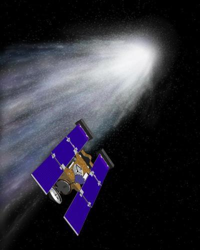 The Stardust Spacecraft