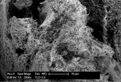Nanofoam