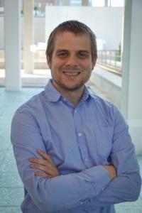 Chris Schafer, OMRF
