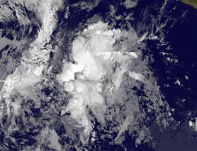 GOES Sees Tropical Cyclone Alvin