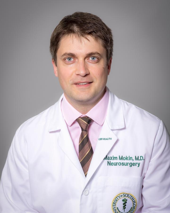 Max Mokin, University of South Florida