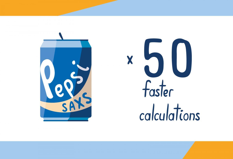 Pepsi-SAXS