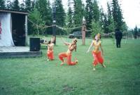 Yakut Girls, Summer Dancing