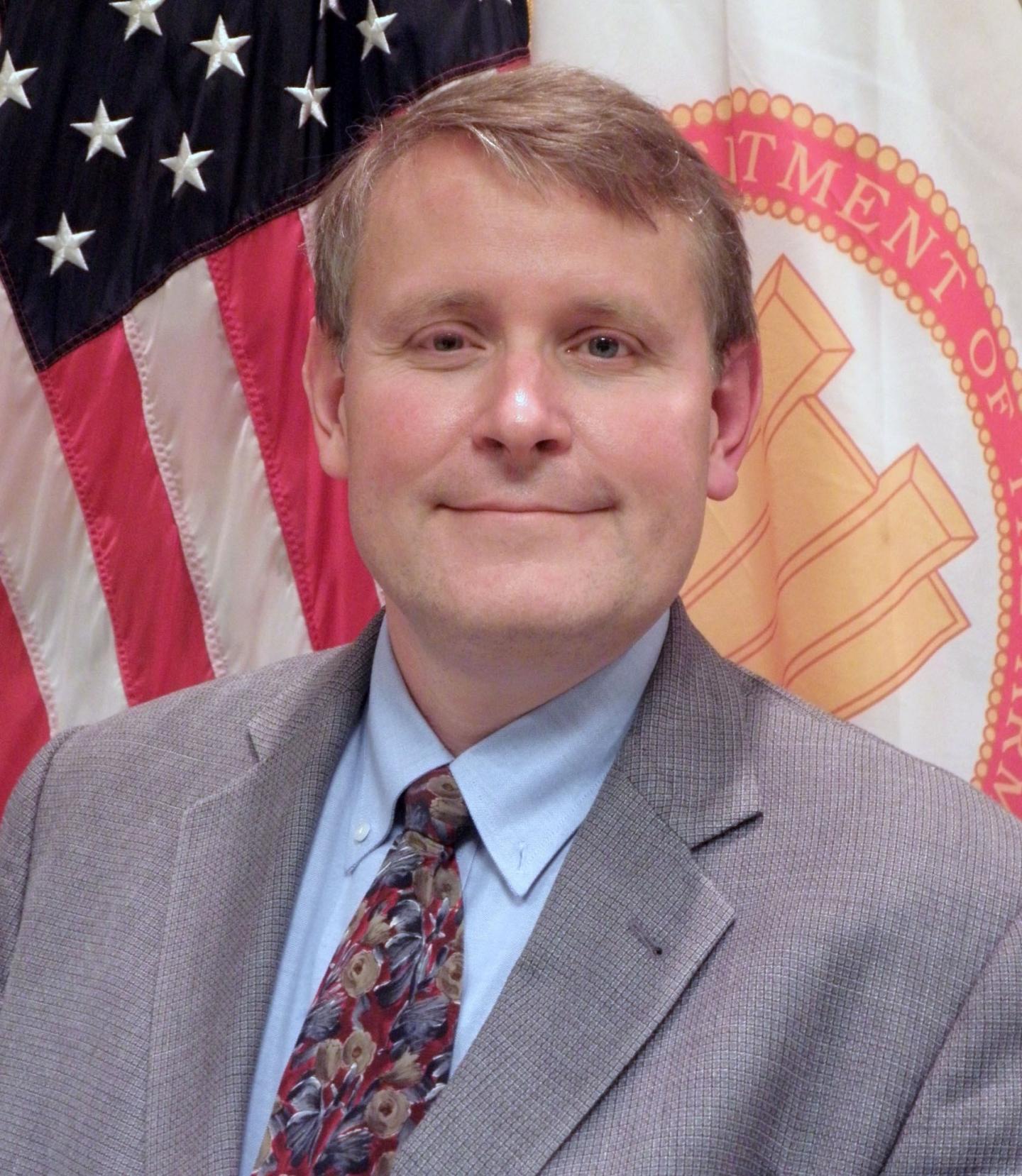 Army senior scientist earns Teddy Award