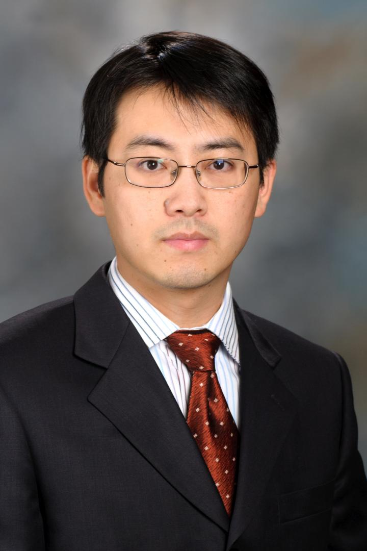 Jian Hu, Ph.D., University of Texas M. D. Anderson Cancer Center
