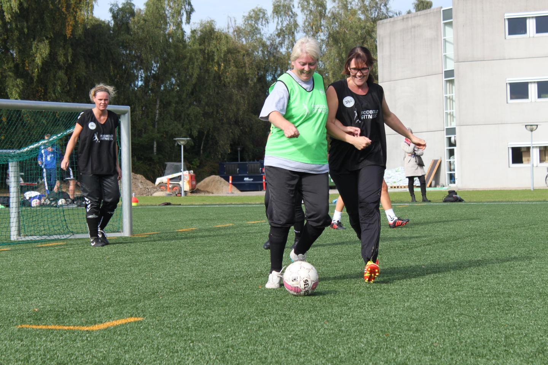Football Fitness for Women