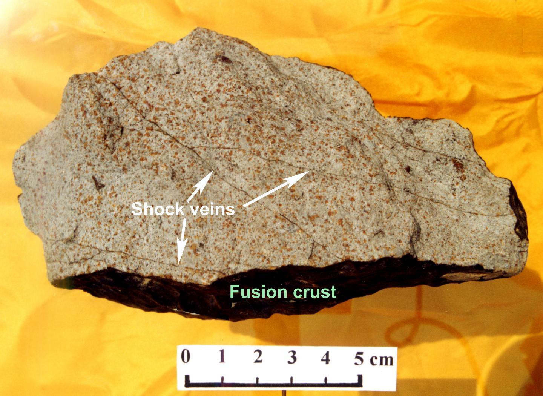 Suizhou Meteorite Fragment