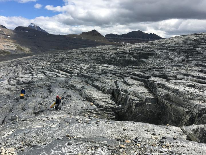 Castleguard Glacier