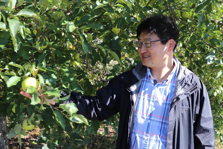 Zhangjun Fei, Boyce Thompson Institute