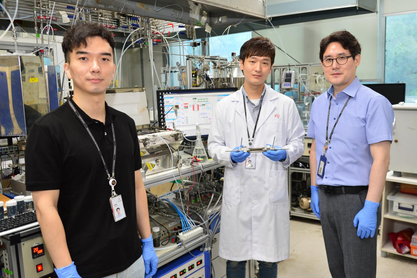 KIST Researchers Who Developed This High Purity Hydrogen Extractor