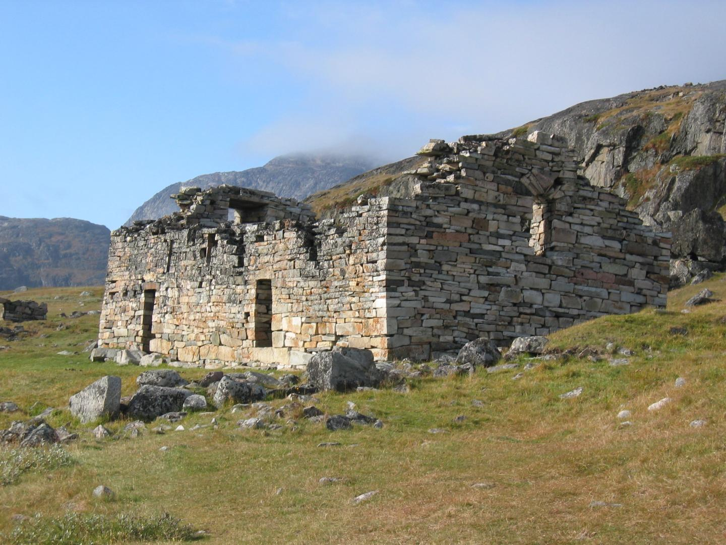 Ruins of Norse Greenland