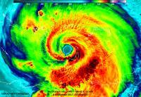 Suomi NPP Infrared Image of Irma