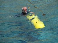 HydroCamel II Autonomous Underwater Vehicle