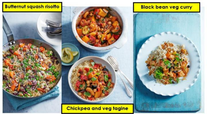 Vegetarian Meals that Help Build Muscle Proteins
