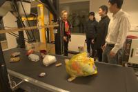 University of Sydney team creates recycling robot