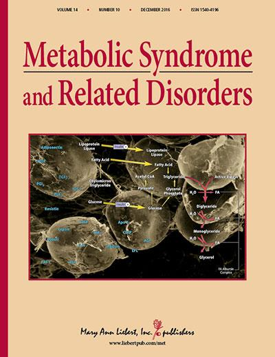 <i>Metabolic Syndrome and Related Disorders</i>